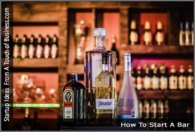 Image of Liquor in a Bar