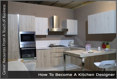 A Collection Of Web Pages About Becoming Kitchen Designer
