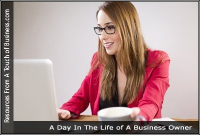 Image of a girl working at a desk