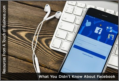 Image of a phone on a keyboard, displaying facebook