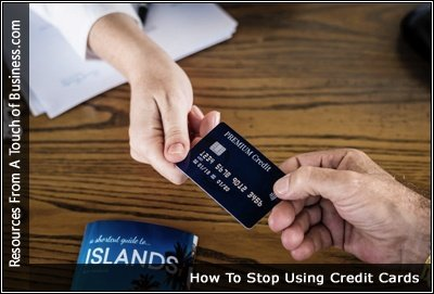 Image of Someone Making A Purchase With A Credit Card